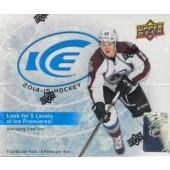 2014/15 Upper Deck Ice Hobby Hockey 8 Box Case