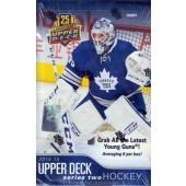 2014/15 Upper Deck Series 2 Hockey Hobby 12 Box Case