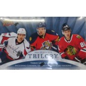 2014/15 Upper Deck Trilogy Hockey Hobby 16 Box Case
