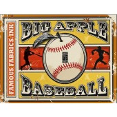 2014 Famous Fabrics Ink - Big Apple Baseball 10 Box Case