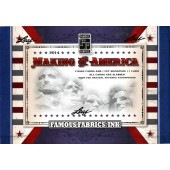 2014 Famous Fabrics Ink - Making Of America 5 Box Case
