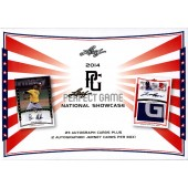 2014 Leaf Perfect Game Showcase Baseball 15 Box Case