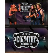 2014 Panini Country Music Hobby Trading Cards Box