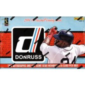 2014 Panini Donruss Baseball Hobby 16 Box Case
