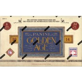 2014 Panini Golden Age Baseball Hobby 20 Box Case