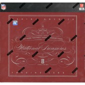 2014 Panini National Treasures Football Hobby Box