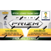 2014 Panini Prizm World Cup Soccer Hobby 12 Box Case