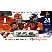 2014 Panini Rookies & Stars Football Hobby 12 Box Case