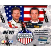 2014 Press Pass American Thunder Racing Hobby 10 Box Case