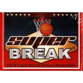 2014 Super Break Basketball Deluxe Ed - Box