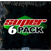 2014 Super Break Super 6 Pack Series 1 Baseball - 4 Box Case