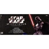 2014 Topps Star Wars Masterwork Hobby 8 Box Case