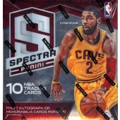 2015/16 Panini Spectra Basketball Hobby Box