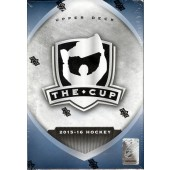 2015/16 Upper Deck The Cup Hockey Hobby Box