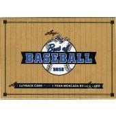 2015 Leaf Best of Baseball 4 Box Case