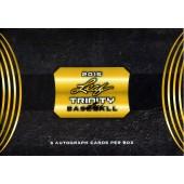 2015 Leaf Trinity Baseball Box