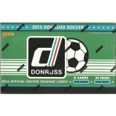 2015 Panini Donruss Soccer Box