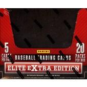 2015 Panini Elite Extra Edition Baseball Hobby 20 Box Case