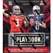 2015 Panini Playbook Football Hobby 15 Box Case