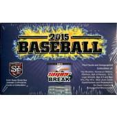 2015 Super Break Series 1 Baseball 5 Box Case