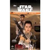 2015 Topps Star Wars The Force Awakens Series 2 Hobby 12 Box Case