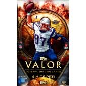 2015 Topps Valor Football Hobby 12 Box Case