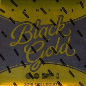 2016/17 Panini Black Gold College Basketball Hobby Box
