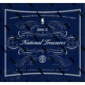 2016/17 Panini National Treasures Basketball Hobby Box