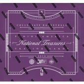 2016/17 Panini National Treasures College Basketball Box