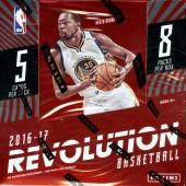 2016/17 Panini Revolution Basketball Hobby 16 Box Case