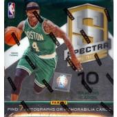 2016/17 Panini Spectra Basketball Hobby Box