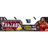 2016/17 Panini Threads Basketball Hobby 20 Box Case