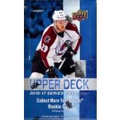 2016/17 Upper Deck Series 2 Hockey Hobby Box