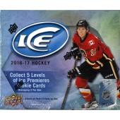 2016/17 Upper Deck ICE Hockey Hobby 10 Box Case