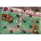 2016 Historic Autographs The Art of Football Series 2 - 16 Box Case