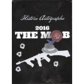 2016 Historic Autographs The Mob Premium Set Box