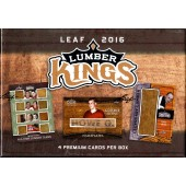 2016 Leaf Lumber Kings Hockey Box