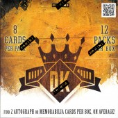2016 Panini Donruss Diamond Kings Baseball Hobby 24 Box Case