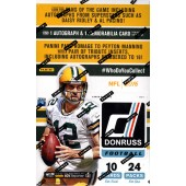 2016 Panini Donruss Football Hobby 18 Box Case