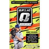 2016 Panini Donruss Optic Baseball Hobby 12 Box Case