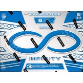 2016 Panini Infinity Football Hobby 15 Box Case