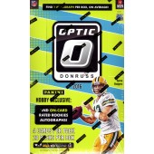 2016 Panini Donruss Optic Football Hobby 12 Box Case