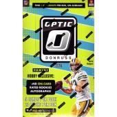 2016 Panini Donruss Optic Football Hobby Box