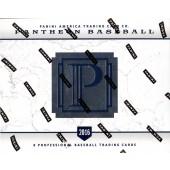 2016 Panini Pantheon Baseball Hobby 8 Box Case