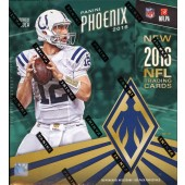 2016 Panini Phoenix Football Hobby 16 Box Case