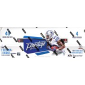 2016 Panini Prestige Football Hobby 12 Box Case