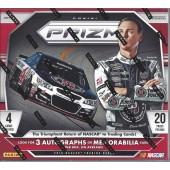 2016 Panini Prizm Racing Hobby 12 Box Case