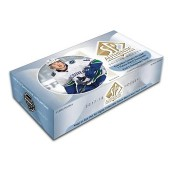 2017/18 Upper Deck SP Authentic Hockey Hobby Box