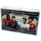 2017/18 Topps UEFA Champions League Museum Collection Soccer 12 Box Case