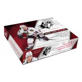 2017/18 Upper Deck SPx Hockey Hobby Box